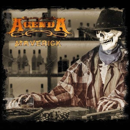 Agenda - Maverick, CD