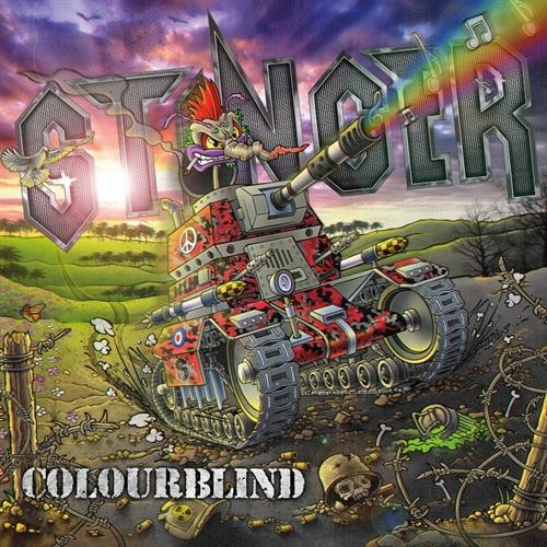 Stinger - Colourblind, CD