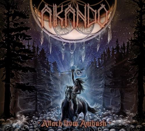 Akando – Attack From Ambush, CD