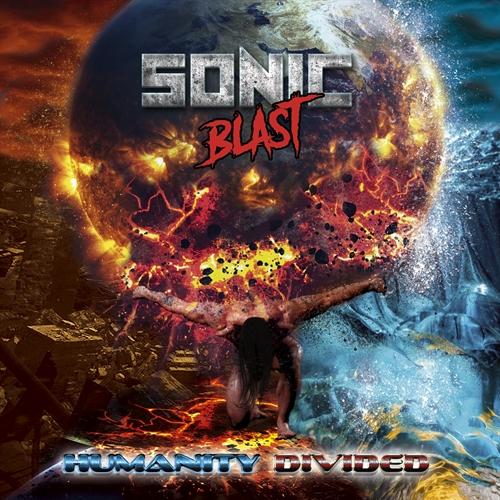 Sonic Blast - Humanity Divided, CD