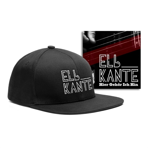 Elbkante - Cap&CD Bundle