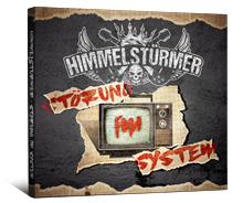Himmelstürmer - Störung im System, CD